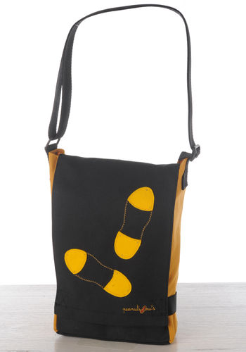 yellow bag shoes