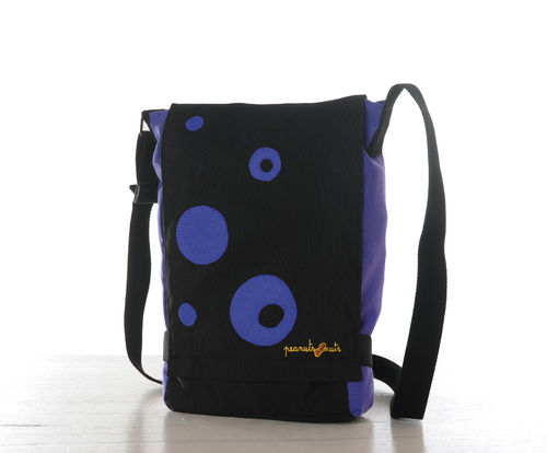bolso color blau