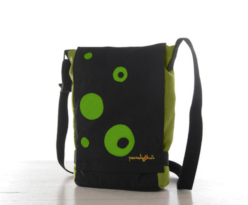 bolso color verd