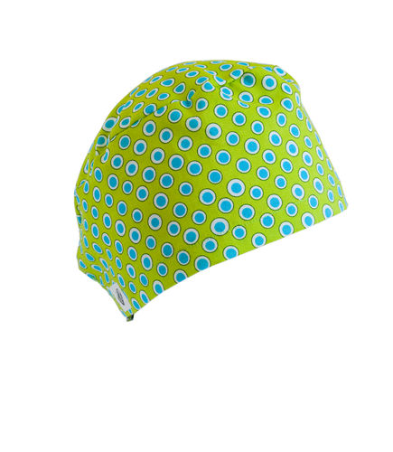 green oncological hat